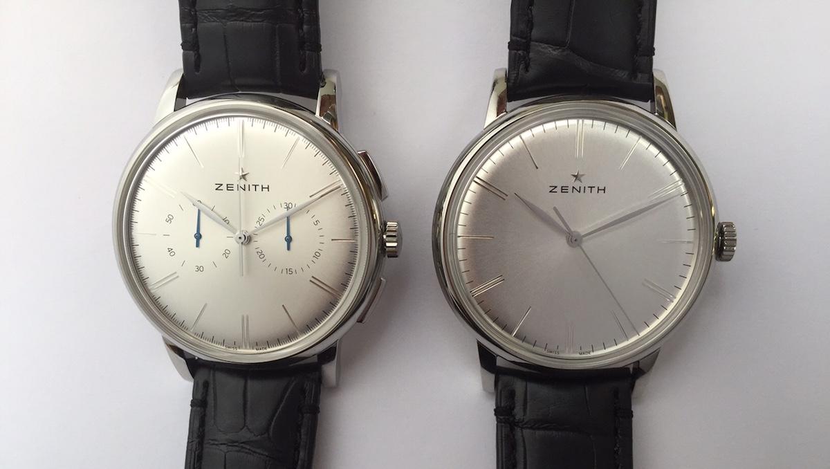Zenith Elite Chronograph Classic - Zenith Elite 6150