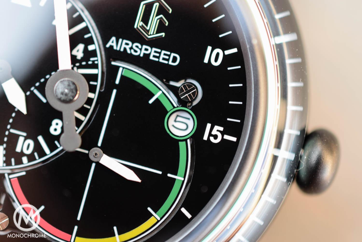 CJR Airspeed