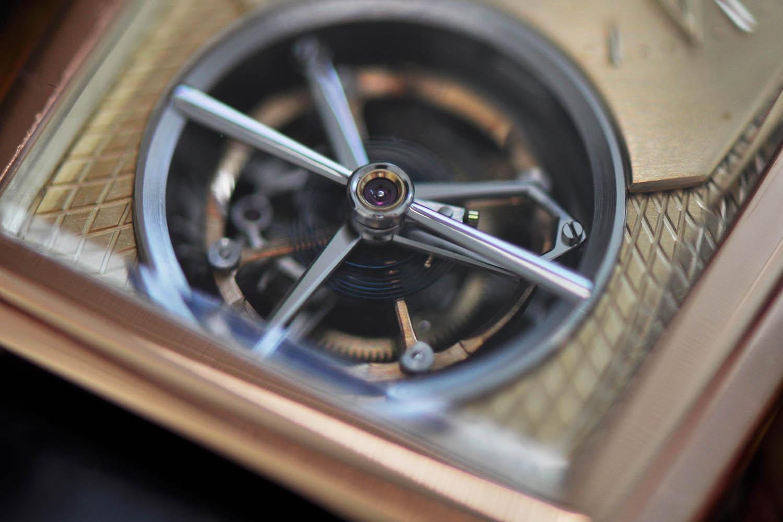 Kaj Korpela Timepiece No. 1 handmade tourbillon - 1