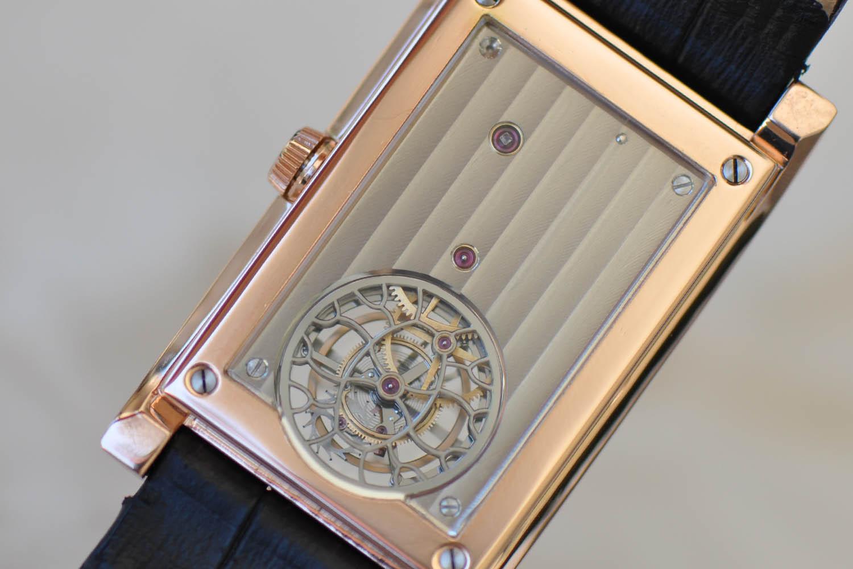 Kaj Korpela Timepiece No. 1 handmade tourbillon - 2