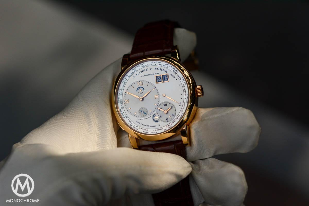 A Lange & Söhne Lange 1 Timezone