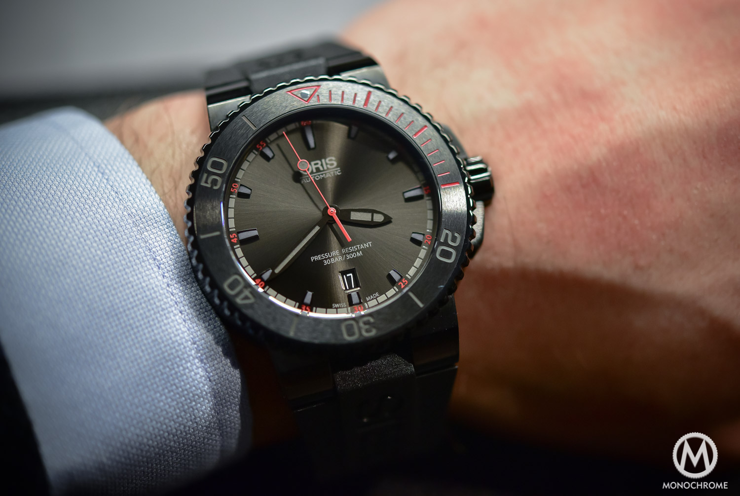 Oris El Hierro Limited Edition - 1