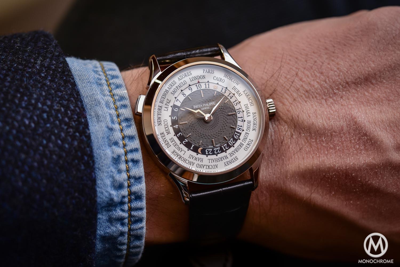 Patek Philippe 5230 World Time