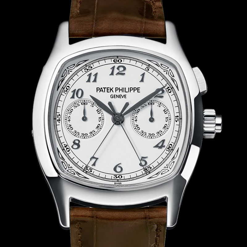 Patek philippe 5950 - Shaped Watches by Vacheron Constantin and Patek Philippe