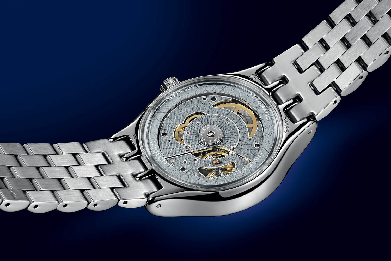 Swatch Sistem51 Irony Steel movement