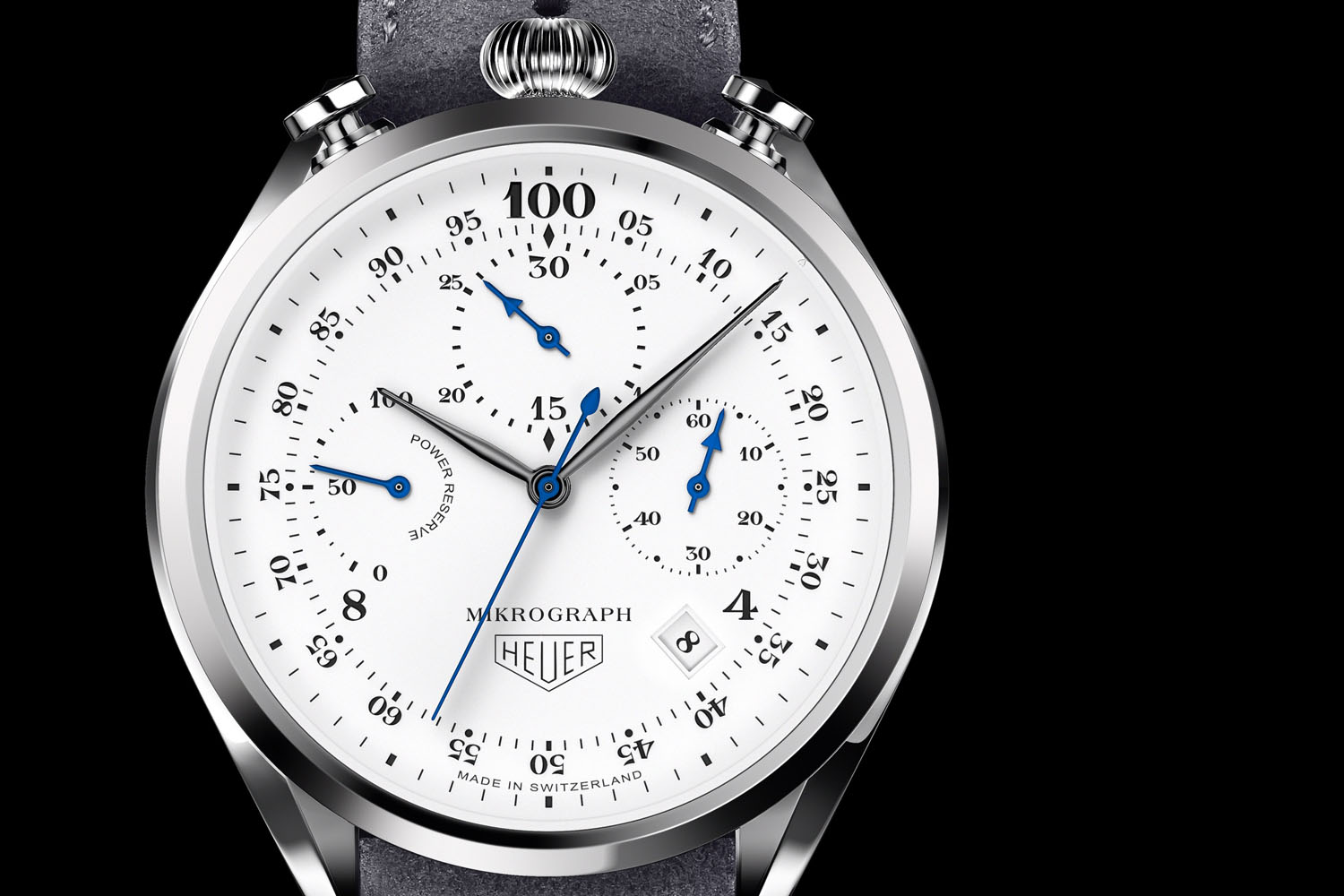 Tag Heuer Mikrograph 100th anniversary