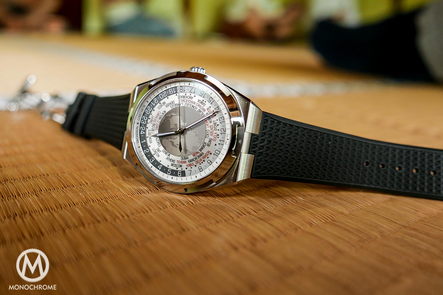 Hands On Review Vacheron Constantin Overseas World Time