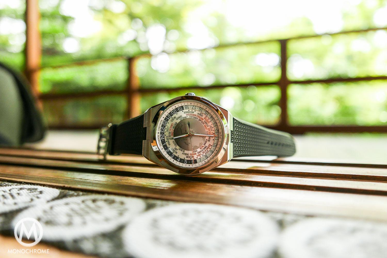 Vacheron Constantin Overseas Wolrd Time