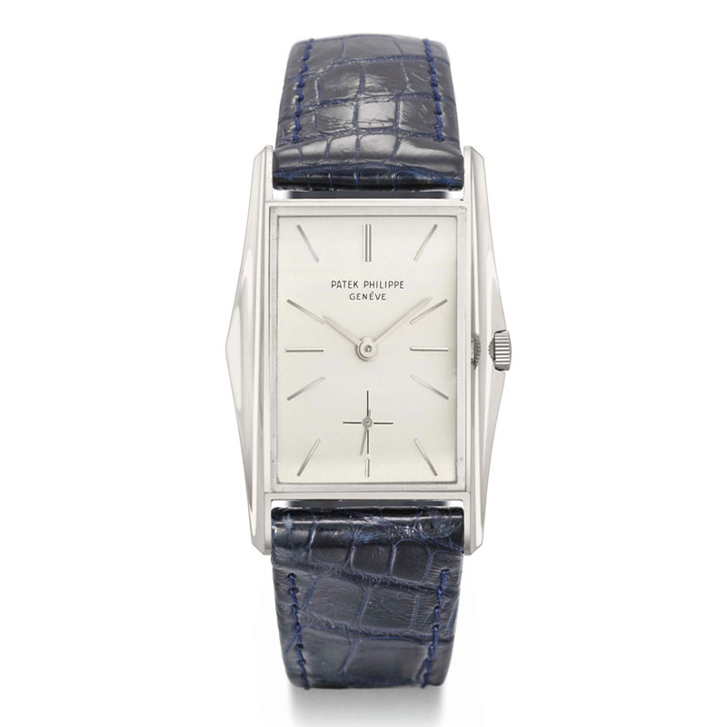 patek philippe 2554 manta ray - Shaped Watches by Vacheron Constantin and Patek Philippe