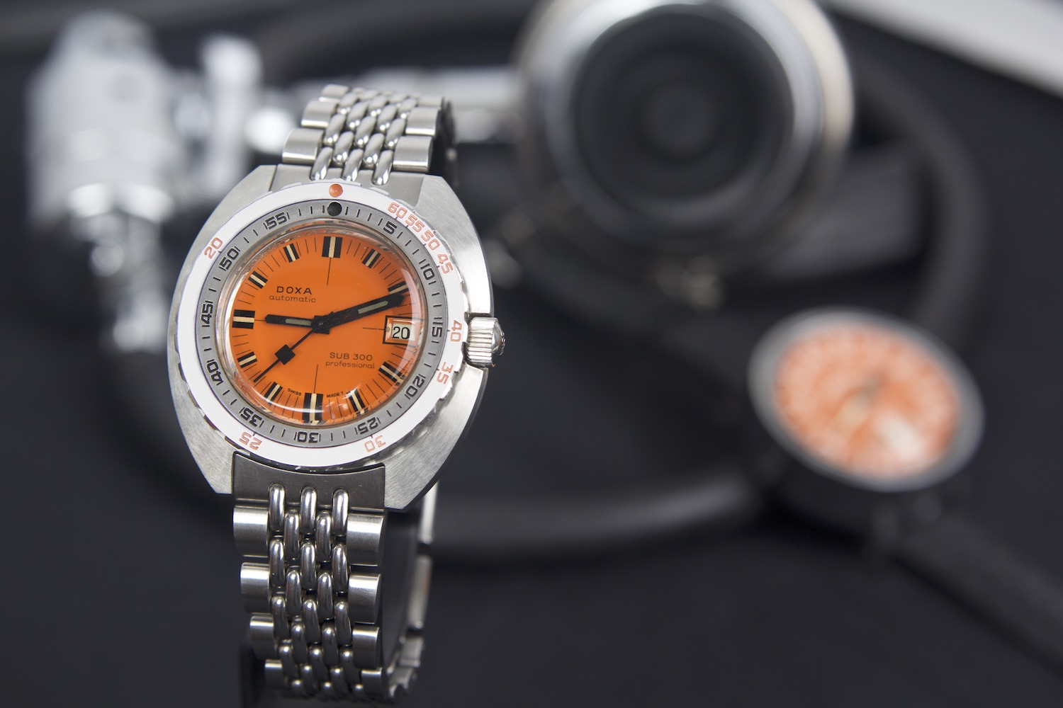 Doxa Sub 300 - historical perspective - vintage review