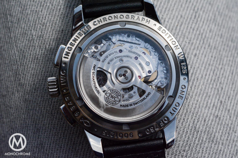 IWC Ingenieur Chronograph Edition Rudolf Caracciola