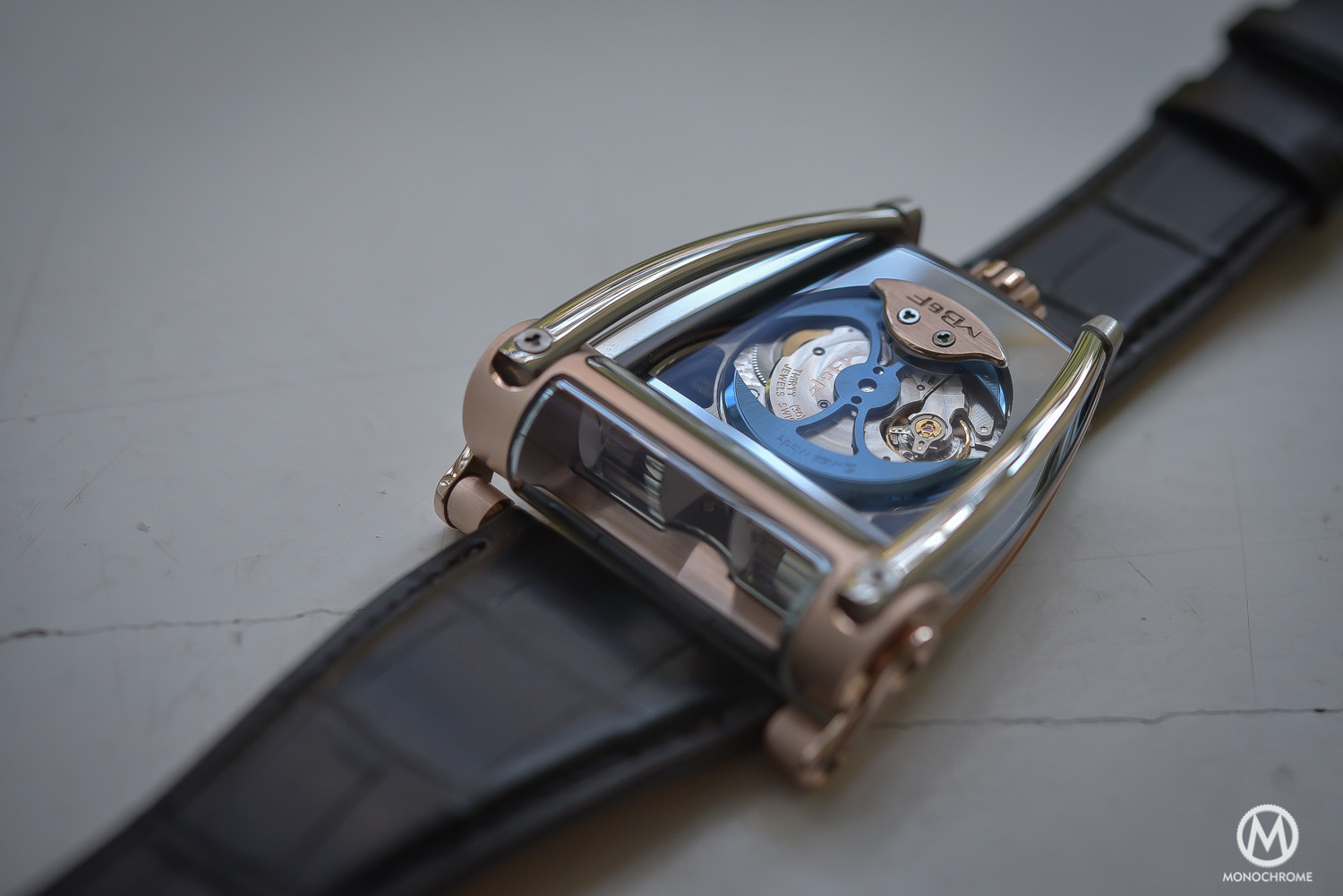 MB&F HM8 Can-Am