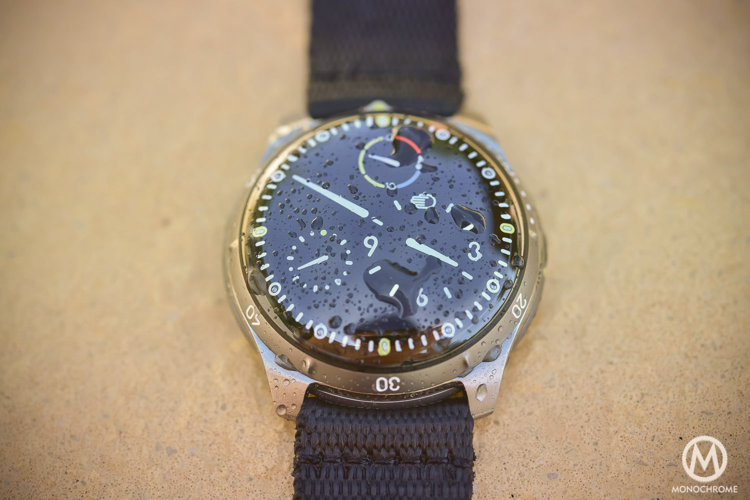 Ressence Type 5 Oli-filled Dive Watch