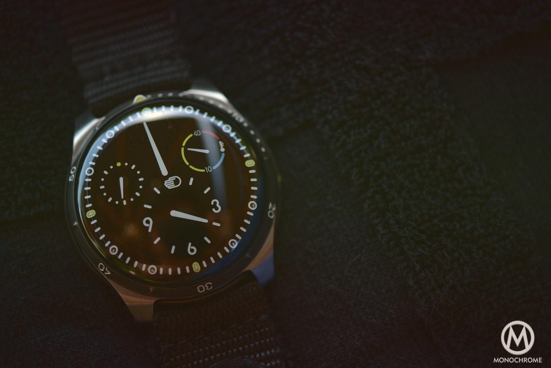 Ressence Type 5 Oli-filled Dive Watch