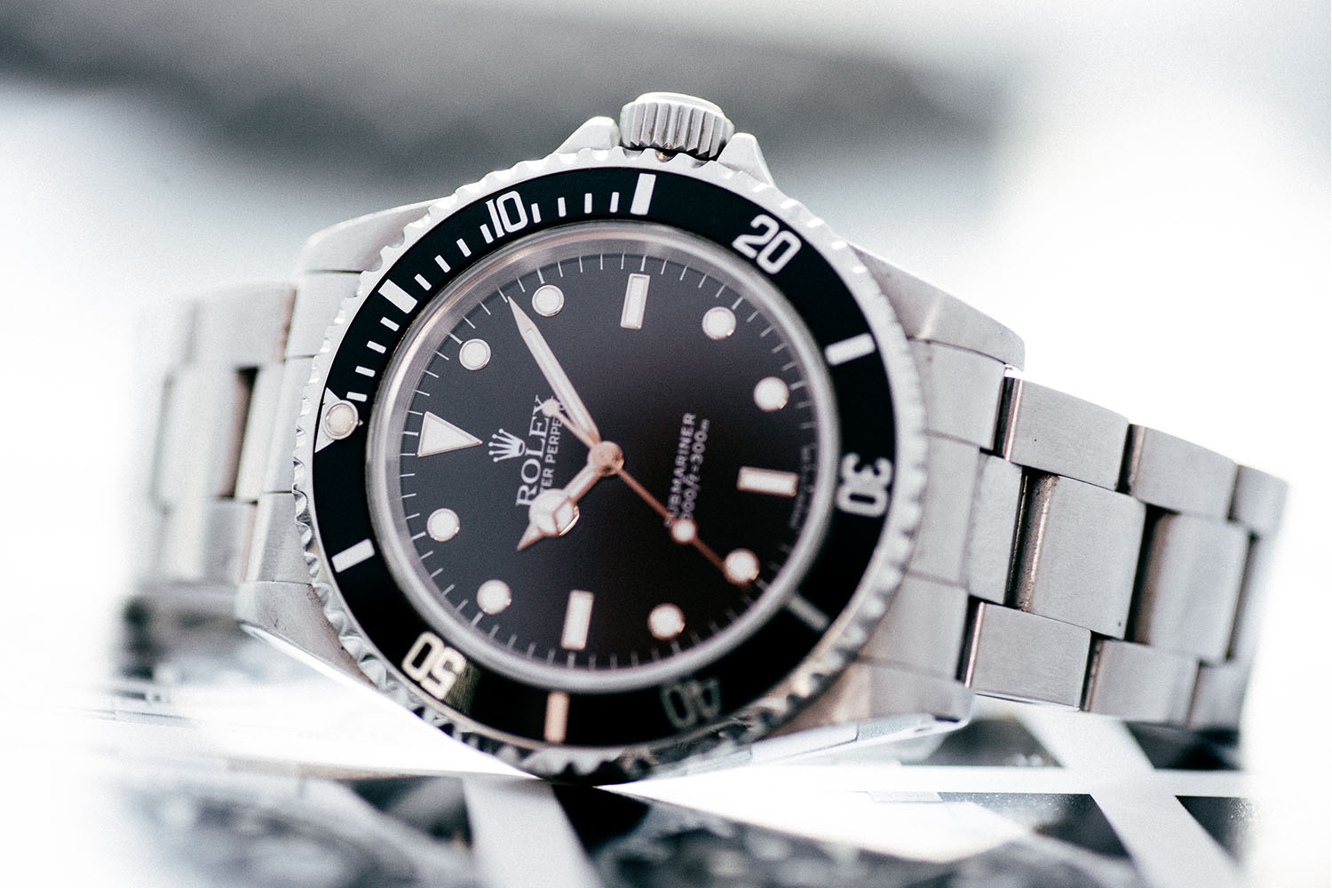 5 Cool Finds Chronext - 5 Essential Dive Watches - Rolex Submariner 14060