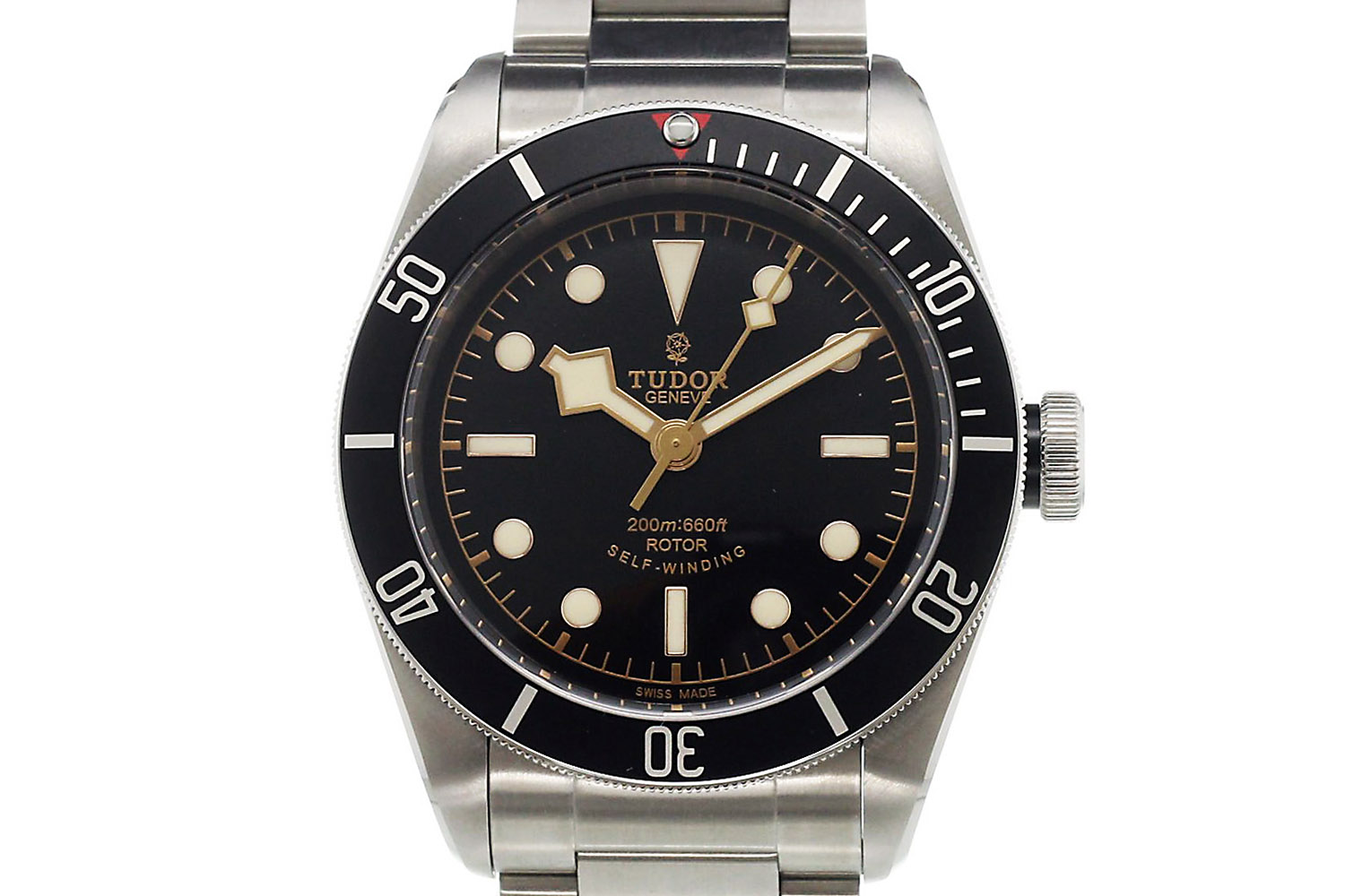 5 Cool Finds Chronext - 5 Essential Dive Watches - Tudor Black Bay Black 79220N