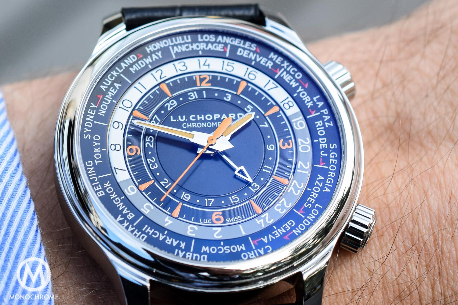 Chopard LUC Time Traveller One