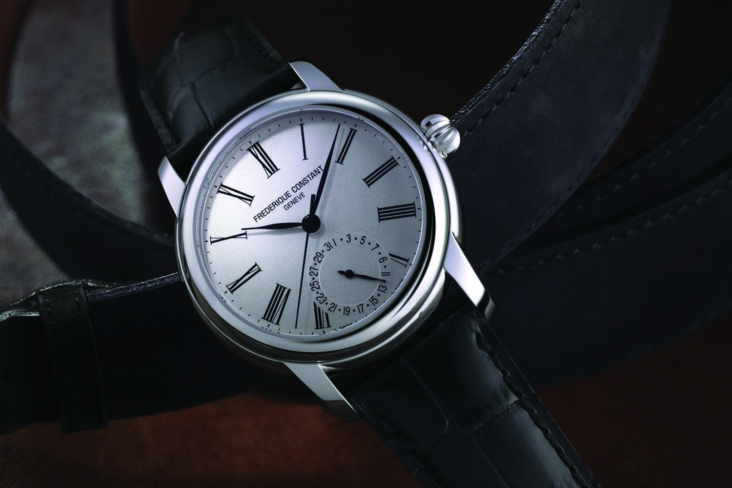 Frederique Constant Classic Manufacture date by hand
