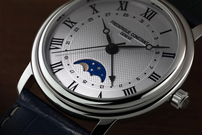 Frederique Constant Classics Moonphase Automatic