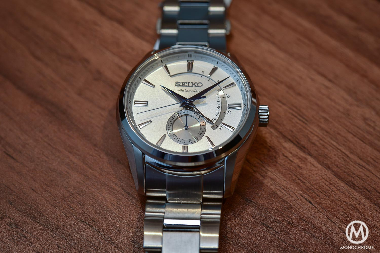 Give Away - Win Seiko Presage SSA303J1