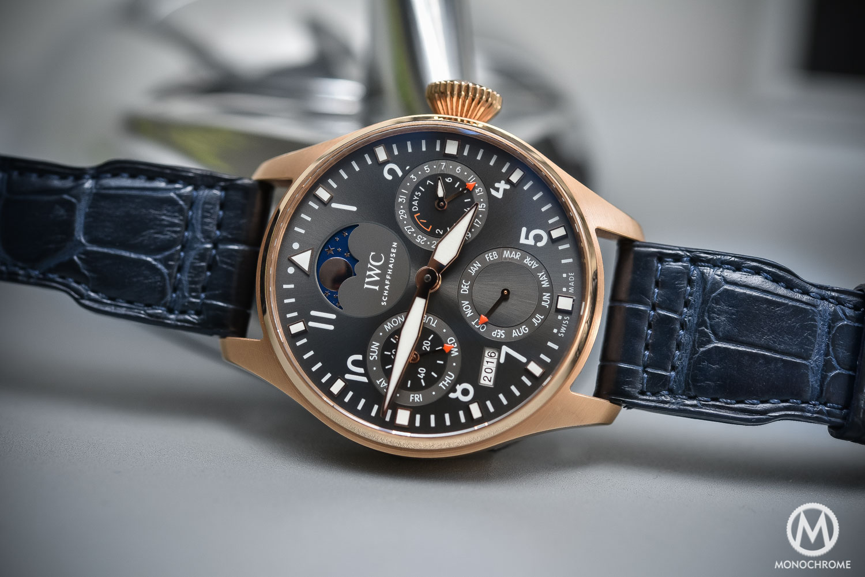 ba3299994 IWC Big Pilot's Watch Perpetual Calendar Edition