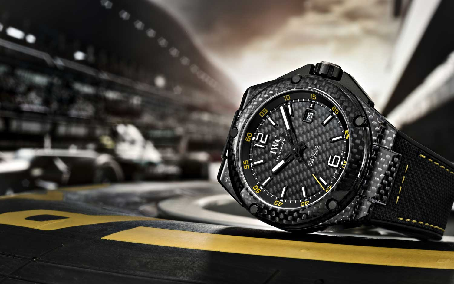 Watches and Formula 1 – Episode 3 - Mercedes AMG & IWC Schaffhausen.