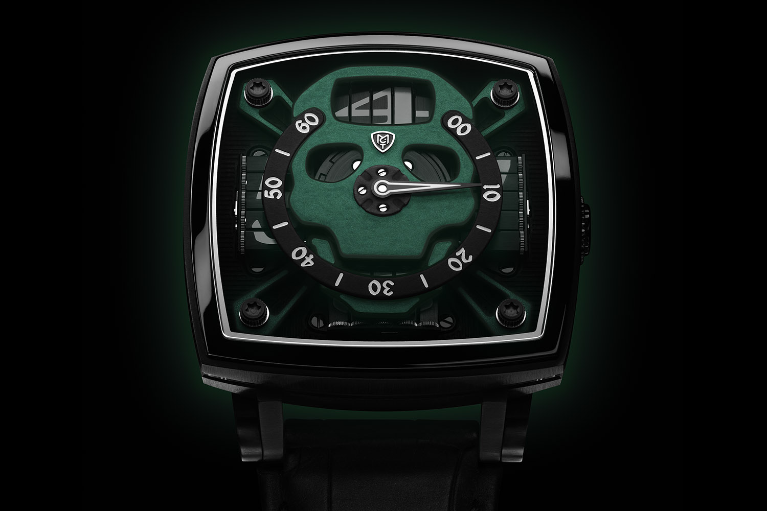 MCT Sequential One S110 Skull