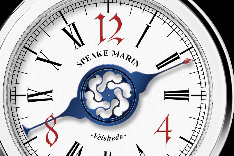 Speake-Marin Velsheda Gothic Second Edition