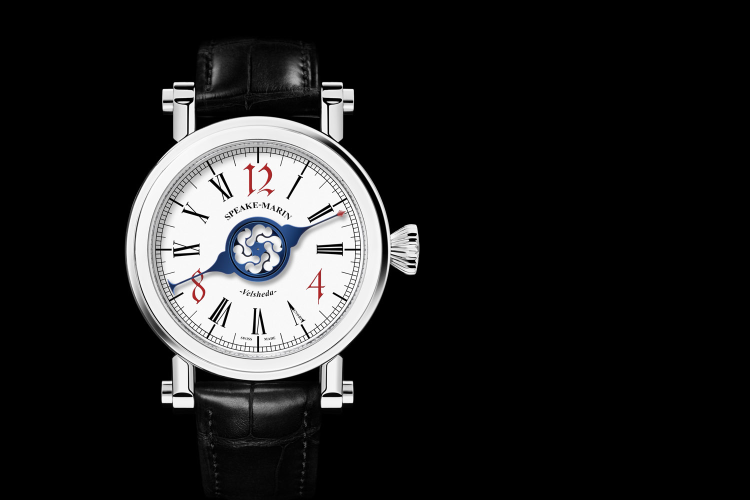 Speake-Marin Velsheda Gothic Second Edition