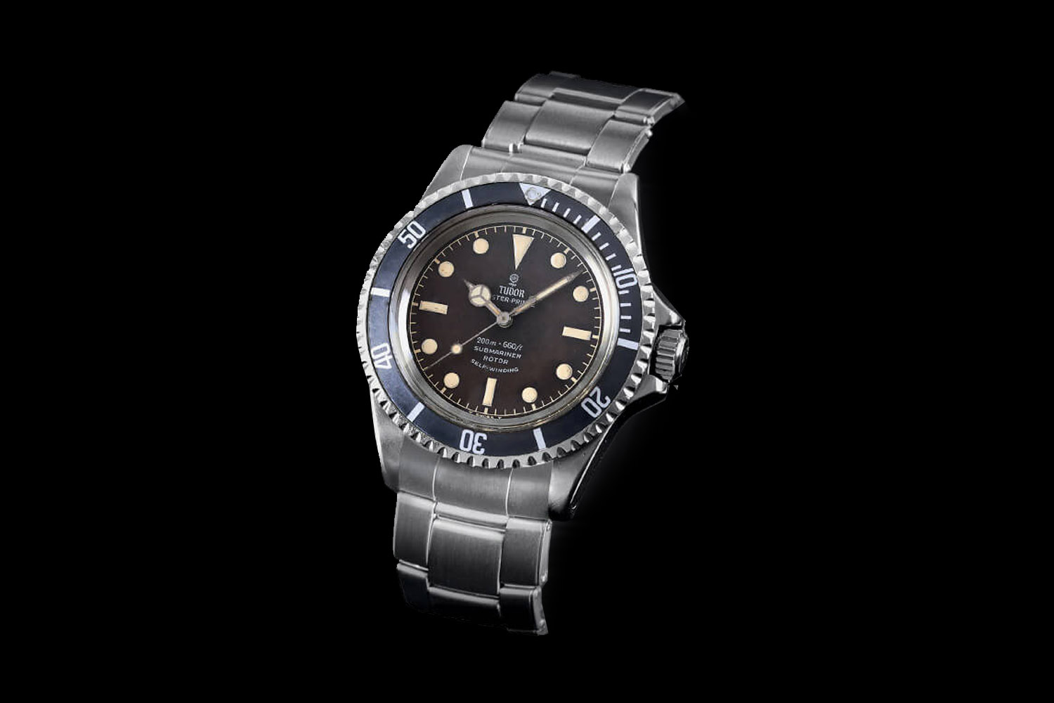 "Tudor Oyster Prince Submariner ""Tropical"" 7928"