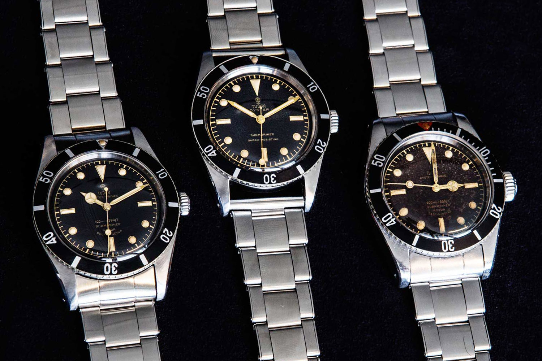Tudor Submariner 7922 7923 7924 vintage