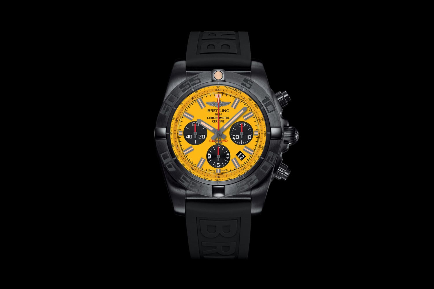 Breitling Chronomat Blacksteel Special Edition