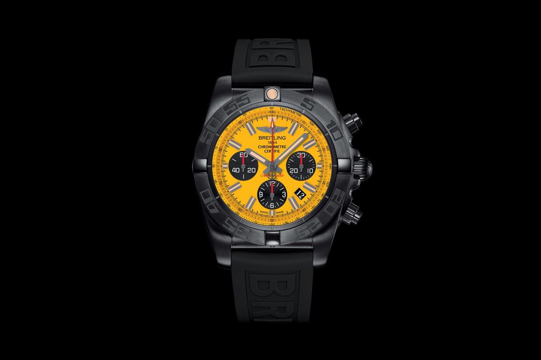 Breitling Chronomat Blacksteel Special Edition