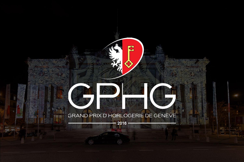 Grand Prix d'Horlogerie Geneve 2016