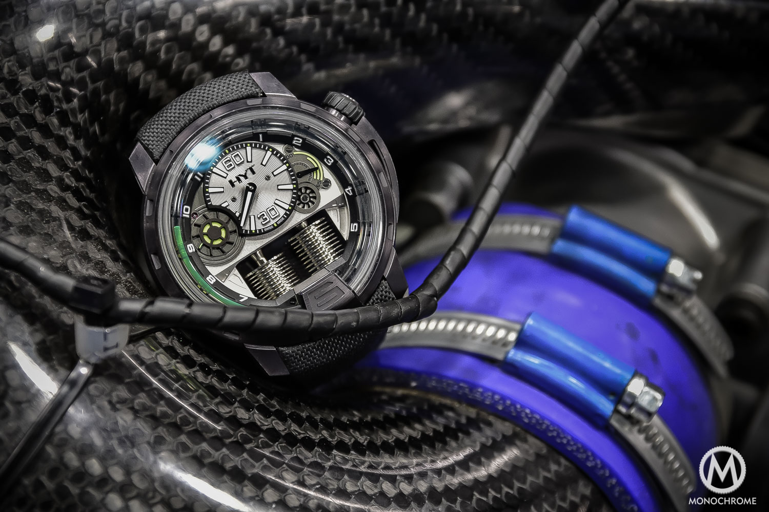 HYT Watches - panis barthez competition - EMLS - Event report