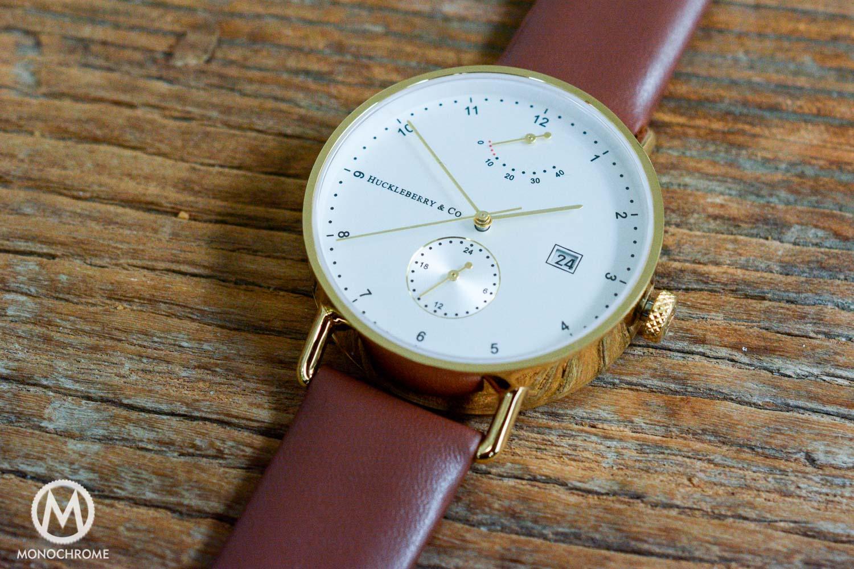 Huckleberry & Co Archibald Watch - Kickstarter