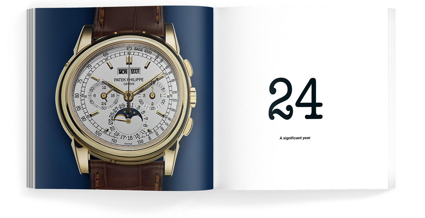 Patek Philippe - The Authorized Biography by Nicholas Foulkes