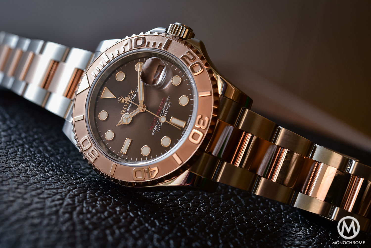 Rolex Yacht-Master 116621 Two-Tone