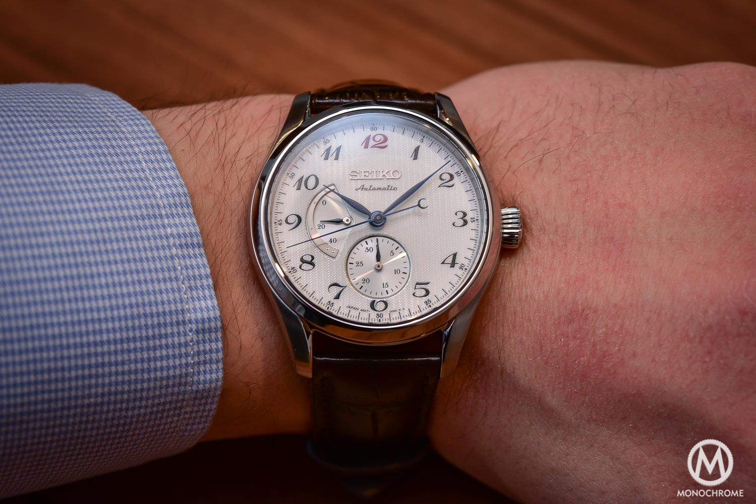 Hands-On Review - Seiko Presage SPB041J1 - Vintage Flair and