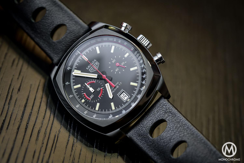 GPHG 2016 TAG Heuer Monza Chronograph Revival Prize