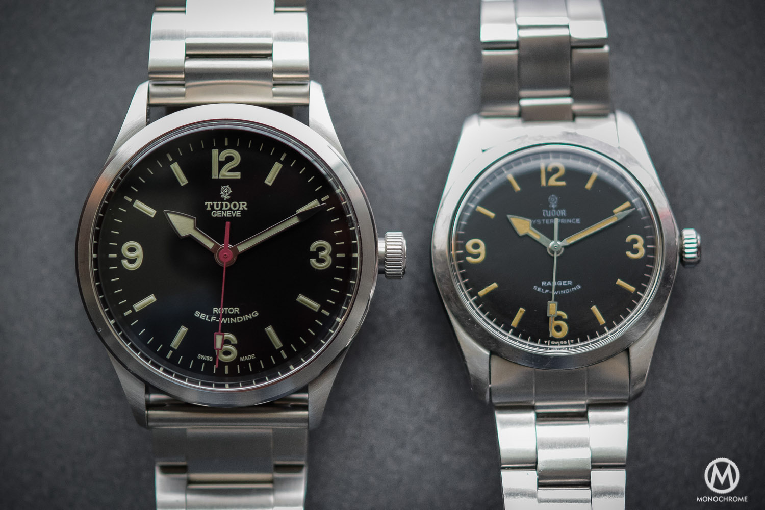 45b30dcce72 Tudor and its Heritage - The old and new Tudor Ranger face to face ...