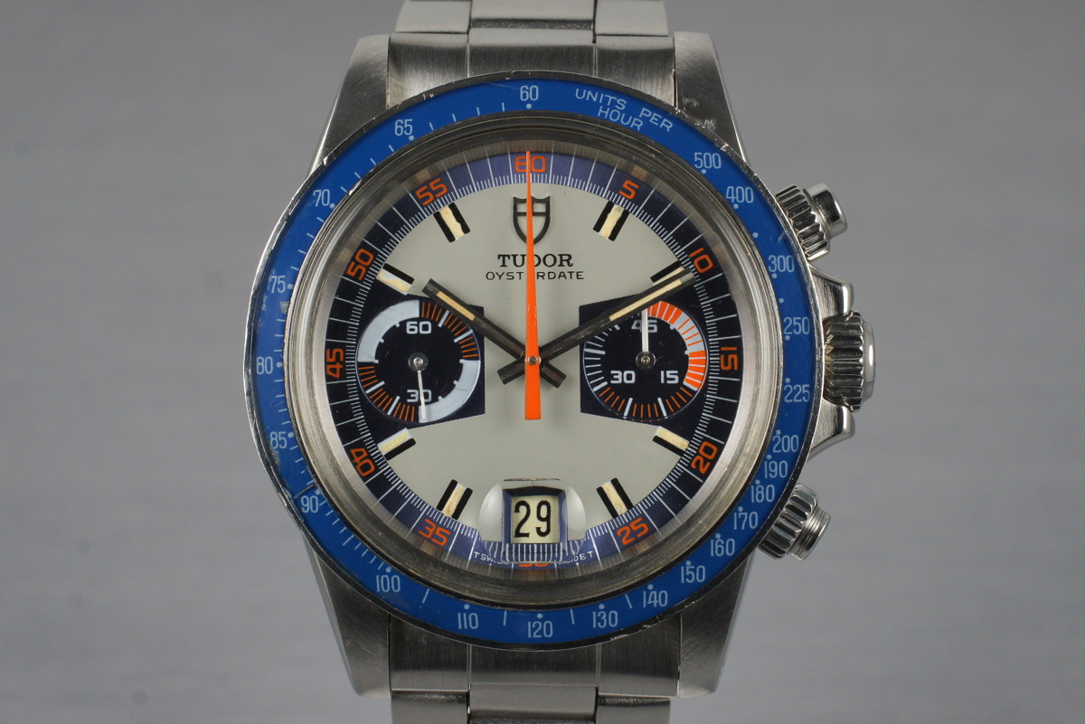 c37faa2e8 Tudor and its Heritage - The 1970s Chronographs and the Tudor ...