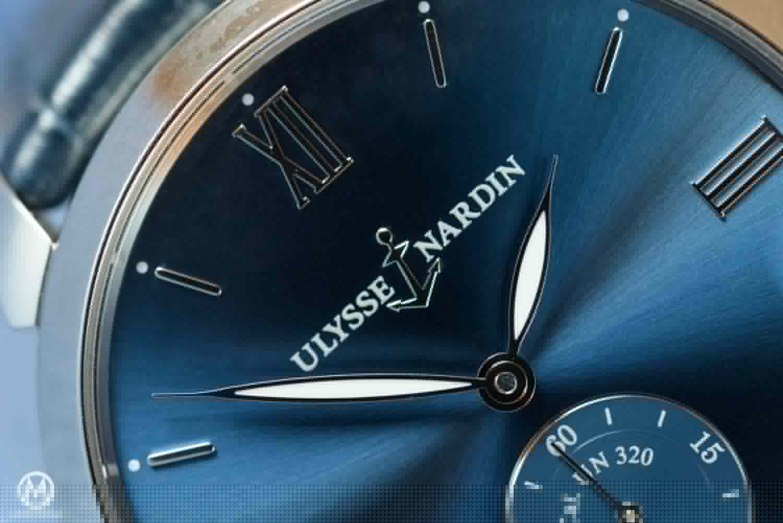 Ulysse Nardin Classico Manufacture