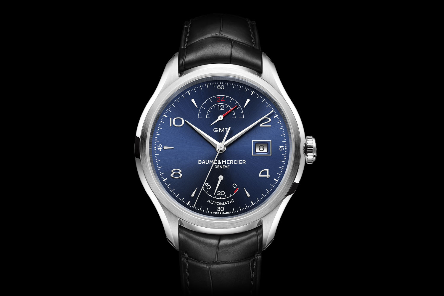 79e8d65e387 Pre-SIHH 2017 - Introducing Baume   Mercier Clifton GMT Power Reserve
