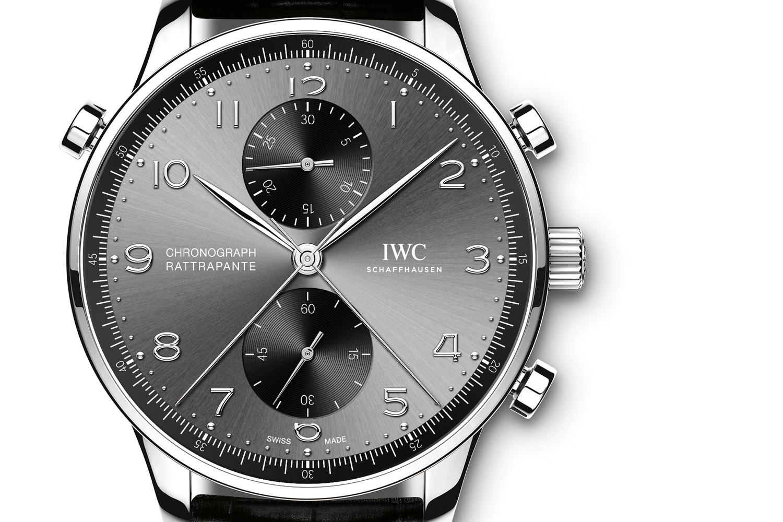 IWC Portugieser Chronograph Rattrapante Edition Boutique Rue de la Paix Ref. IW371216 - 2