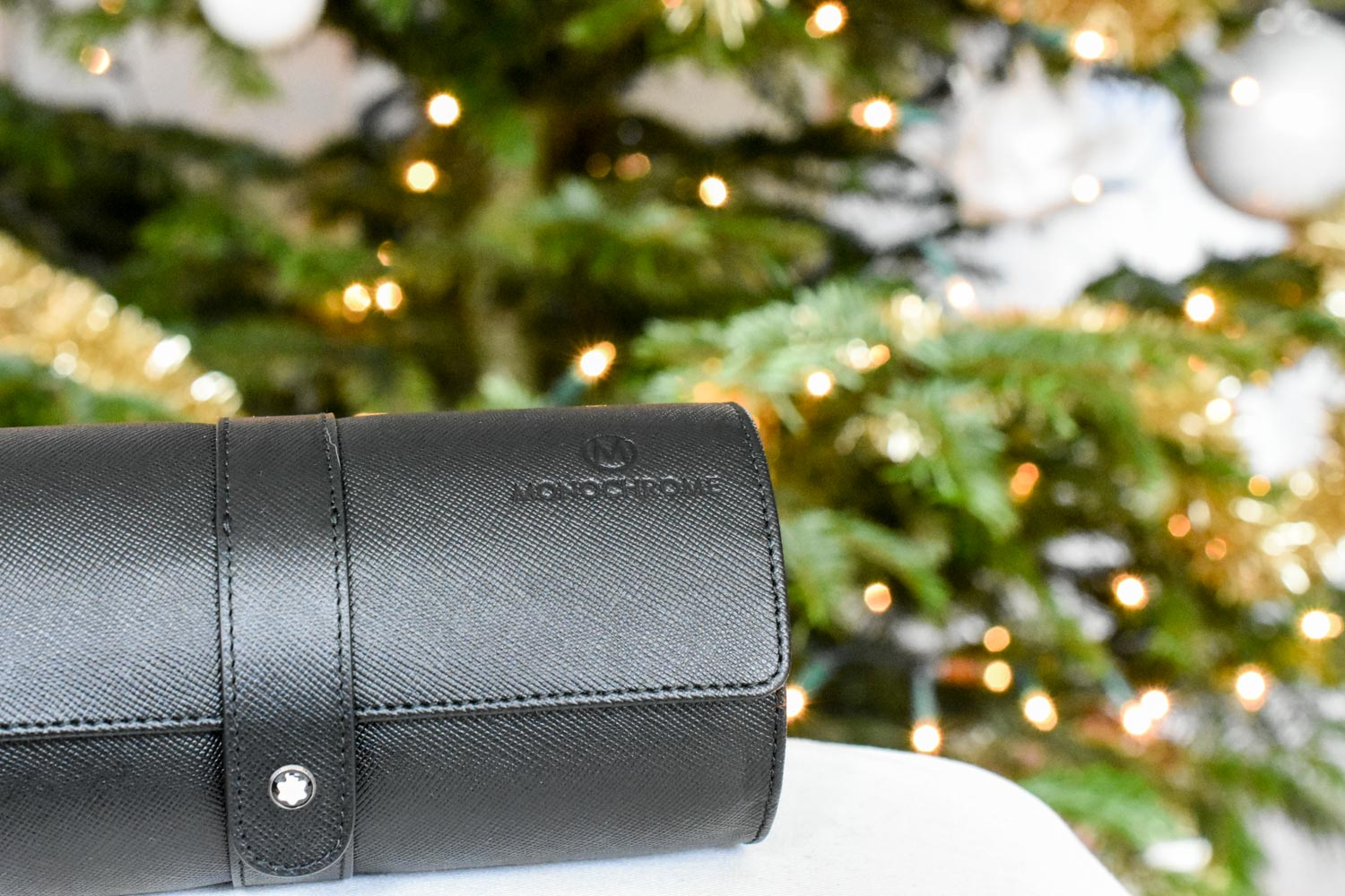 Montblanc watch pouch-0268