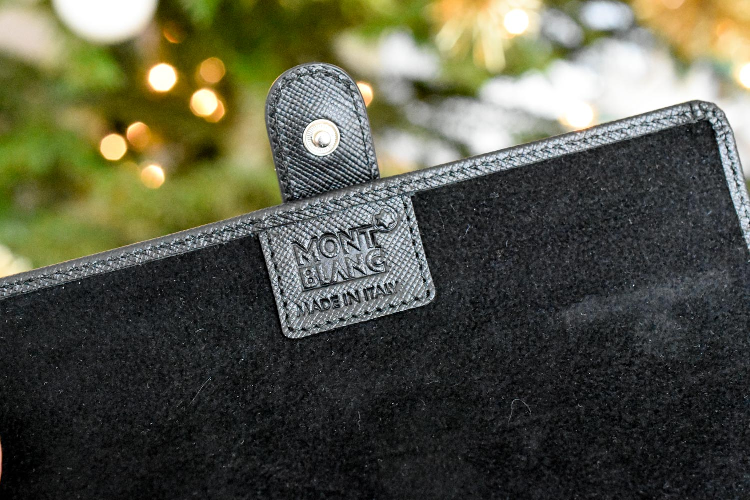 Montblanc watch pouch-0270
