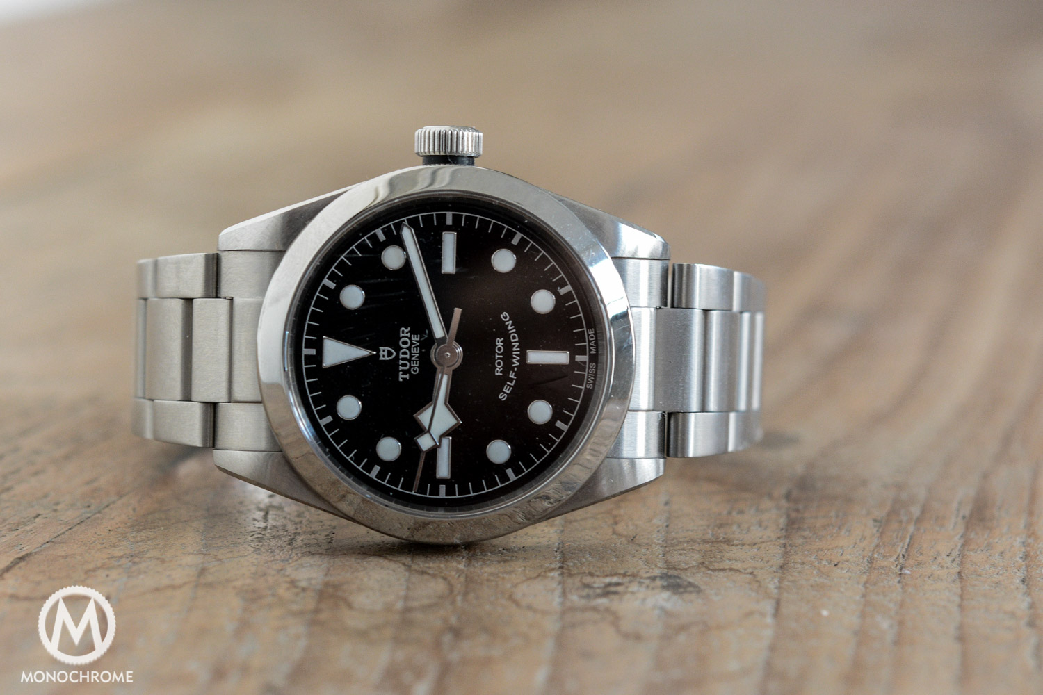 Tudor Heritage Black Bay 36 Ref. 79500 - Review