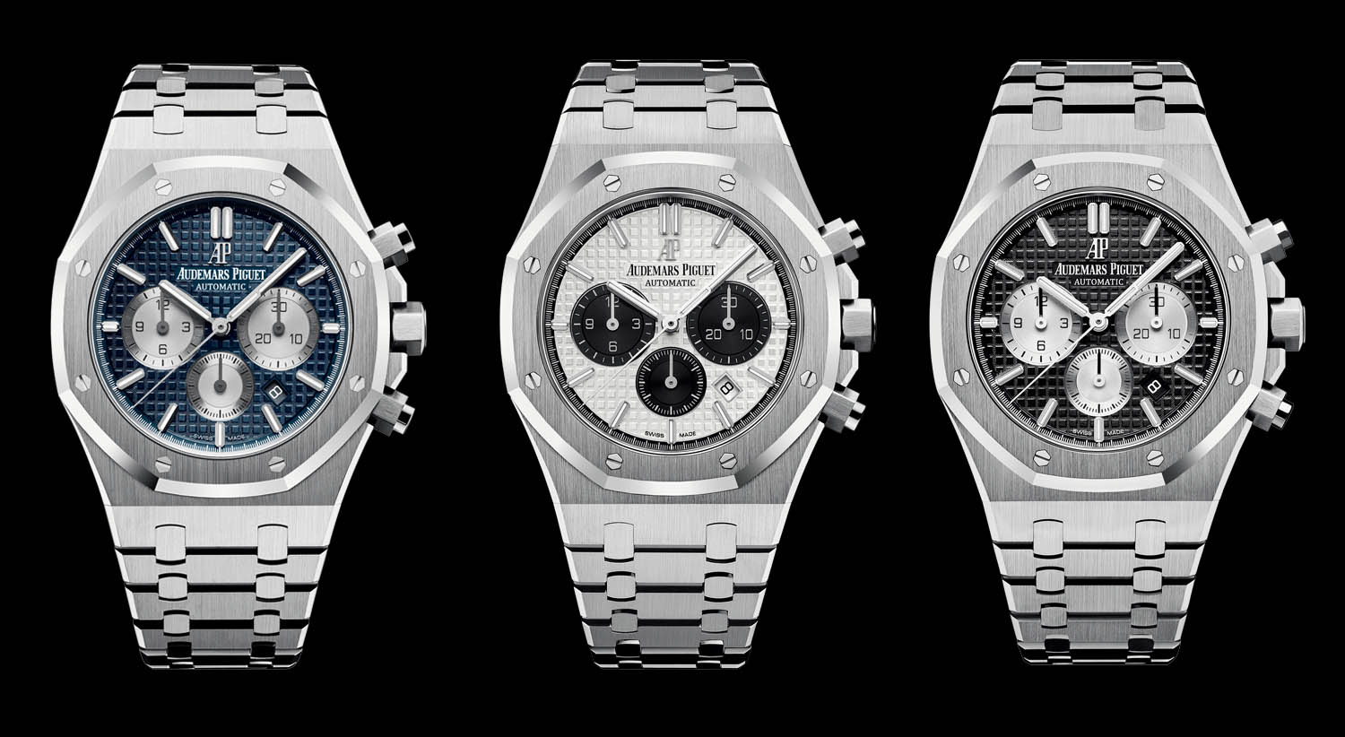 Audemars Piguet Royal Oak Chronograph - SIHH 2017