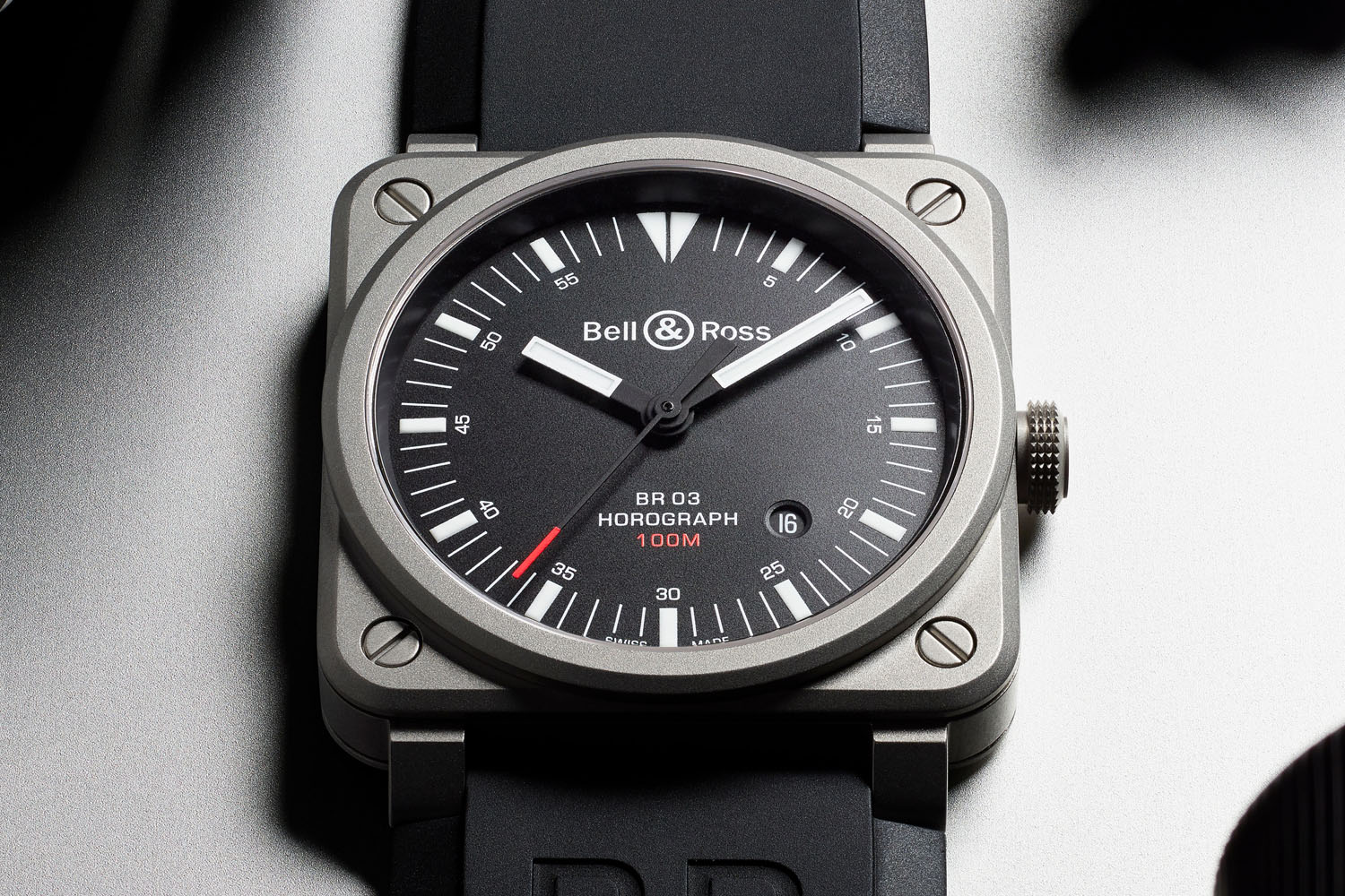 Bell and Ross BR03-92 Horograph - Pre-Baselworld 2017